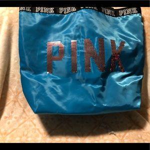 NWOT Pink tote